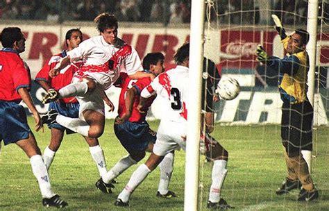 Selección Peruana: un día como hoy Perú goleó 6-0 a Chile ...