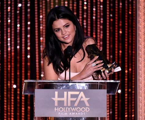 Selena Gomez   2015 Hollywood Film Awards in Beverly Hills