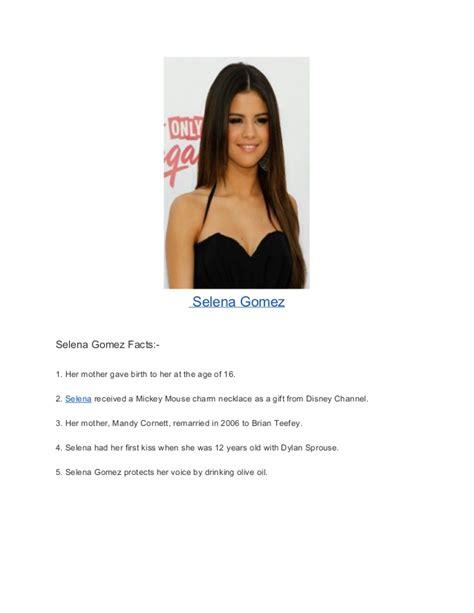 Selena gomez biography 99celebs.com