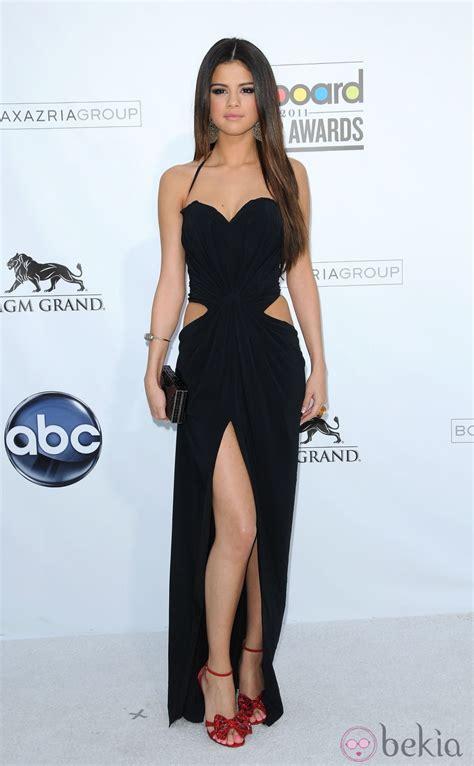 Selena Gomez en los Premios Billboard 2011: Fotos en Bekia