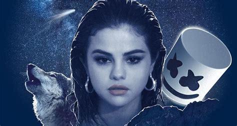 Selena Gomez & Marshmello Release 'Wolves' Collaboration ...