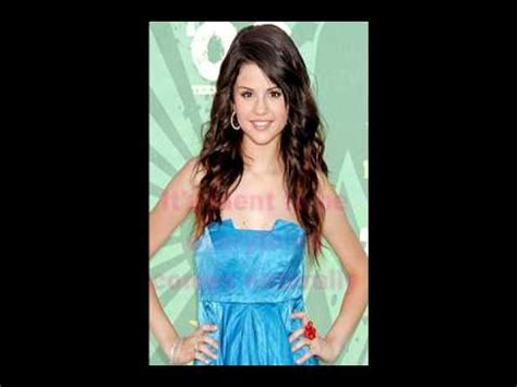 Selena Gomez Official Naturally Song With Lyrics   YouTube