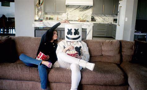 Selena Gomez #SelenaGomez x Marshmello Promo Photoshoot ...