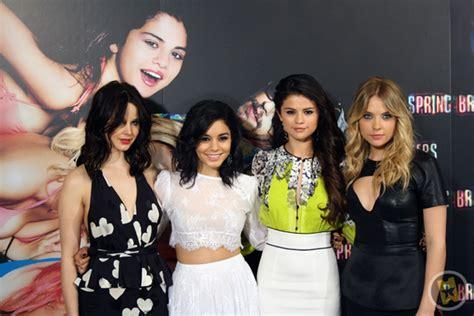 Selena Gomez, Vanessa Hudgens y sus 'Spring Breakers ...