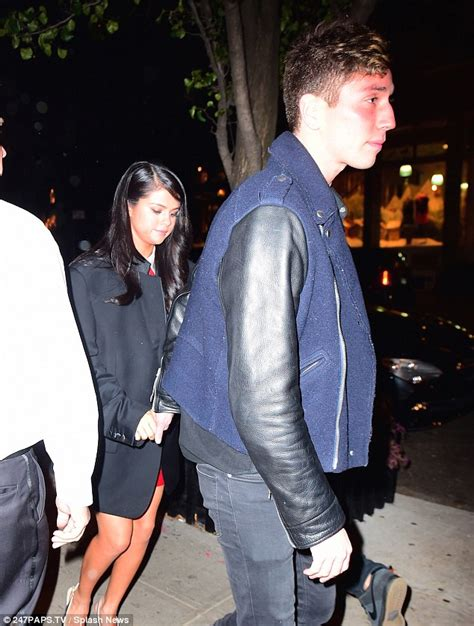 Selena Gomez 'was seen packing on the PDA with Samuel ...