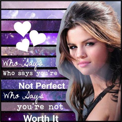 Selena Gomez  Who Says lyrics | Music To Listen To ...