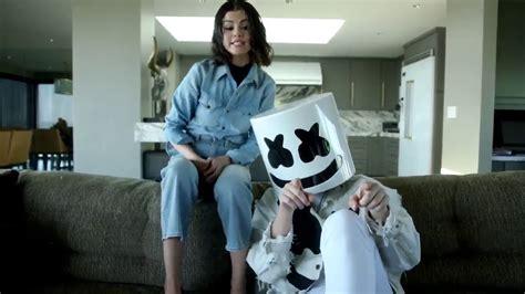 Selena Gomez X Marshmello – Wolves  Promo Deezer ...