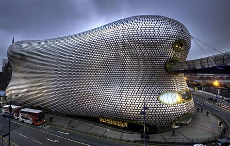 Selfridges es un centro comercial de Birmingham ...