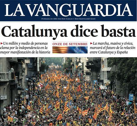 """""""Els moderats, La Vanguardia i l'esquerra"""", per Carlos ..."""