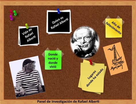Semana Cultural: Rafael Alberti | Había una vez.....