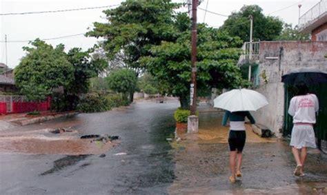 Semana lluviosa en Asunción y alrededores   Paraguay.com