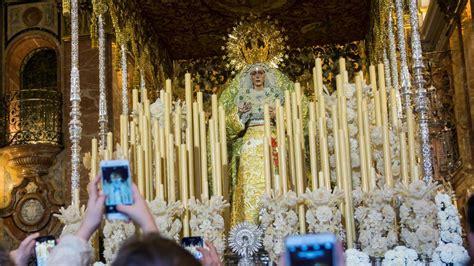 Semana Santa de Sevilla: Recorrido y horarios de las ...