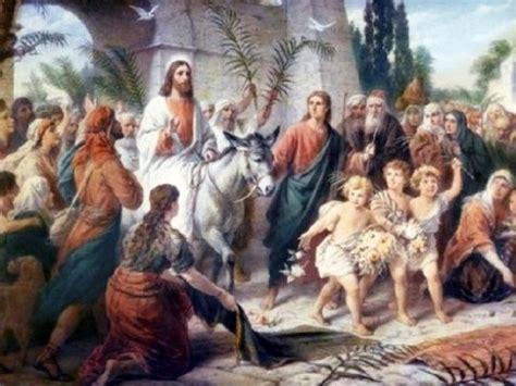 Semana Santa: Domingo de Ramos | ElPopular.pe