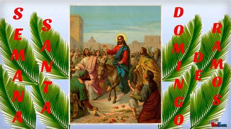 Semana Santa - Domingo de Ramos - YouTube