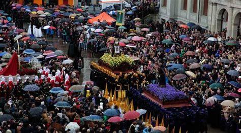 Semana Santa: festivals and celebrations in A Coruña, Spain