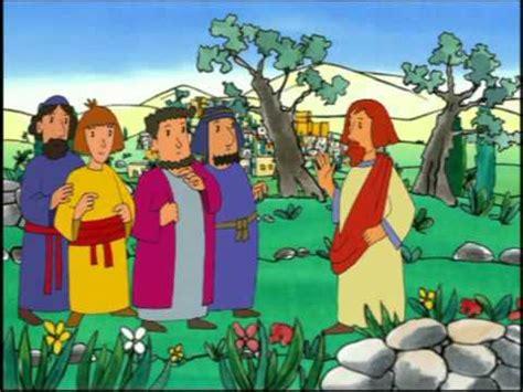Semana Santa para niños: Domingo de Ramos (1) - YouTube