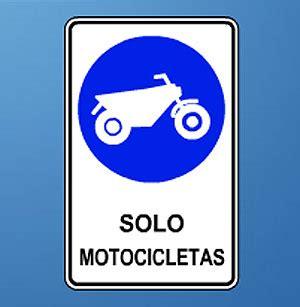 Señales de tránsito para motociclistas: Lo que hay que ...