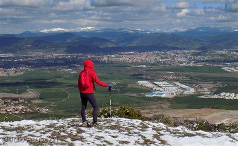 Senderos y montañas de Navarra: SIERRA DEL PERDÓN desde Subiza