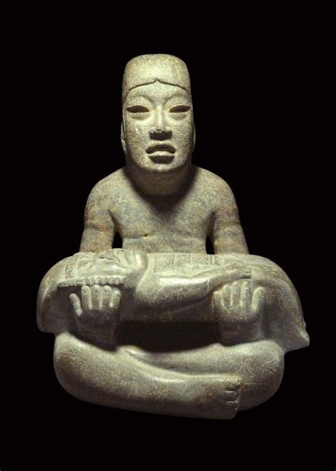Señor de las limas , cultura Olmeca, período preclásico ...