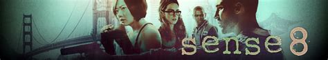 Sense8: 1ª. Temporada  2015   2017  [HD]  +