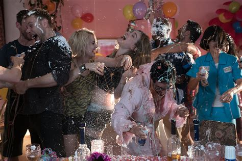 Sense8 - It was while shooting the Big Cluster Birthday...