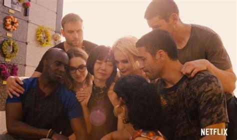 Sense8 : un final de 2h pour conclure la série Netflix ...