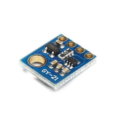 Sensor de Presición para Temperatura y Humedad SHT 21