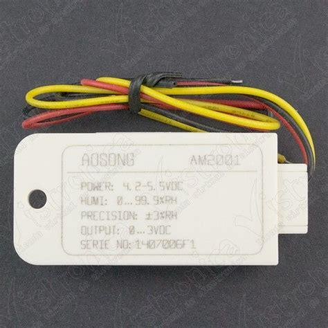 Sensor de Temperatura y Humedad AM2001   VISTRONICA SAS