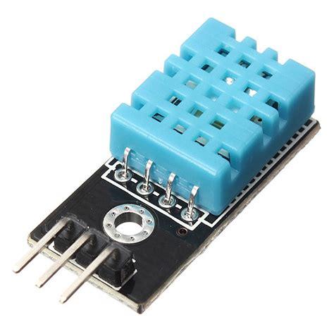 Sensor de temperatura y humedad DHT11   Nextia Fenix