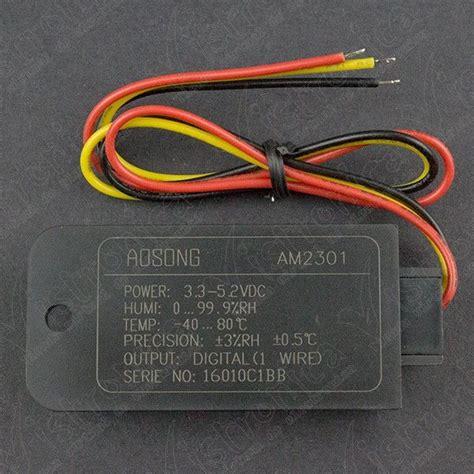 Sensor de Temperatura y Humedad DHT21   VISTRONICA SAS