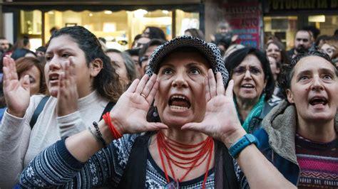 Sentencia La Manada: Manifestación y última hora en directo