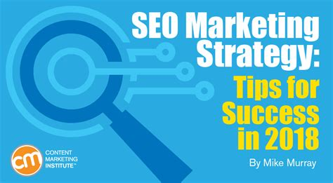 SEO Marketing Strategy in 2018