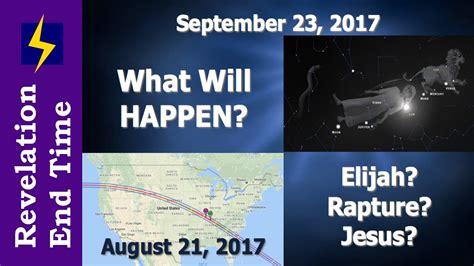 September 23, 2017 - What will happen? - YouTube