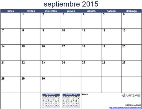 septiembre 2015 | Universo Guia