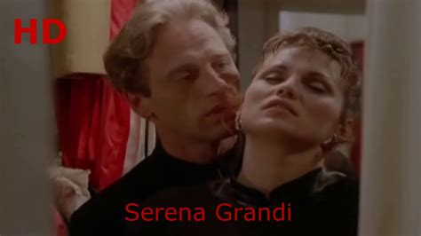 Serena Grandi attrice italiana - YouTube