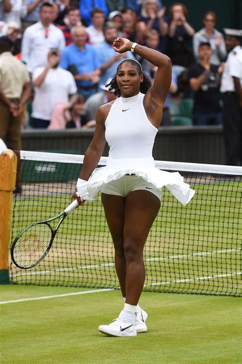 Serena Williams: 4th Round Match 2016 -10 - GotCeleb