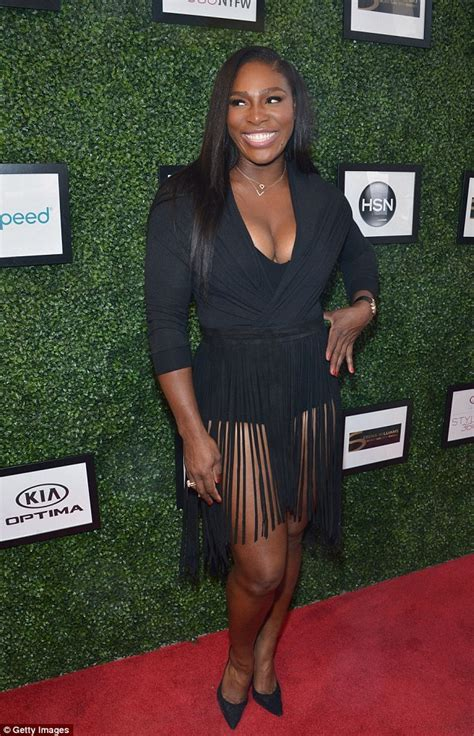 Serena Williams DELETES her airbrushed People magazine ...