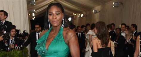 Serena Williams, embarazada, posa desnuda para Vanity Fair