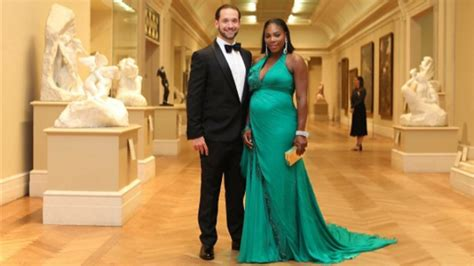 Serena Williams' Fiance Alexis Ohanian Gushes About Her at ...