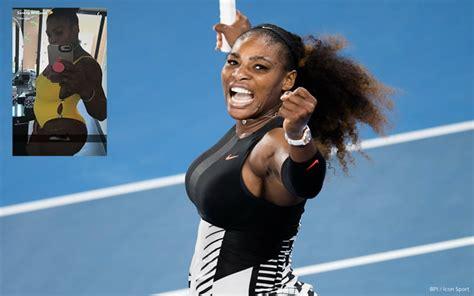 Serena Williams insinúa en redes sociales que se encuentra ...