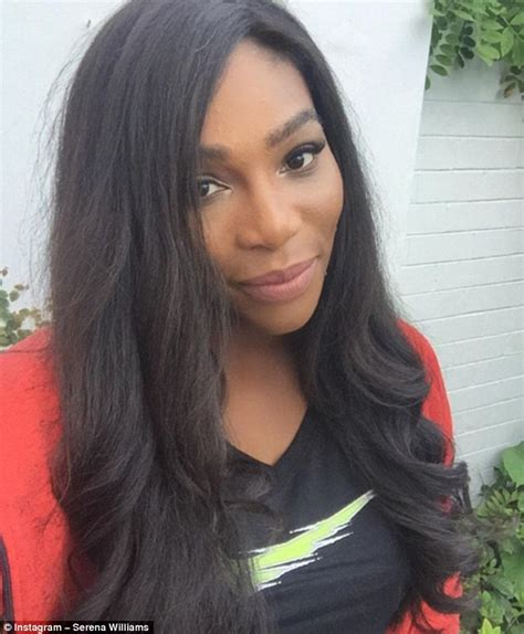 Serena Williams is unrecognisable in Instagram snap thanks ...