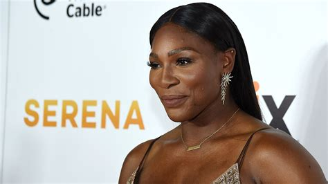 Serena Williams Made Pregnancy Public by Accident | Pret-a ...