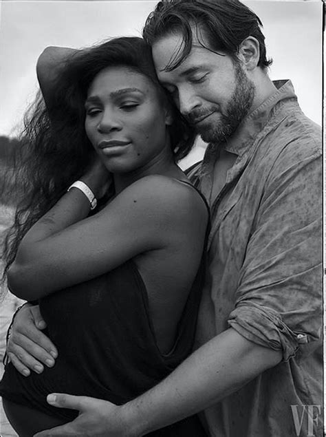 Serena Williams Opens Up About Her Surprise Pregnancy ...