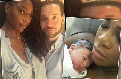 Serena Williams Shares Baby Photos Amid Delivery Crisis
