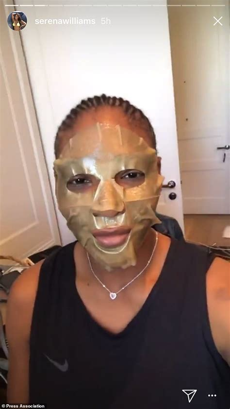 Serena Williams shows how she got ready for the royal ...