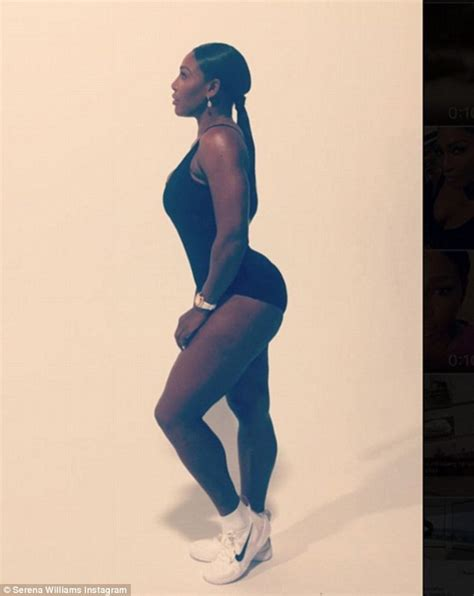 Serena Williams shows off her new collection for HSN on ...