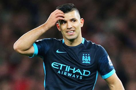 Sergio Aguero Manchester City Real Madrid Transfer News ...