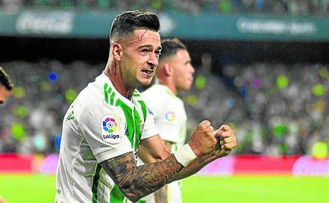 Sergio León achaca, en parte, la mala racha del Betis a ...