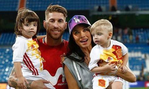 Sergio Ramos y Pilar Rubio padres de dos hijos | Famosos ...