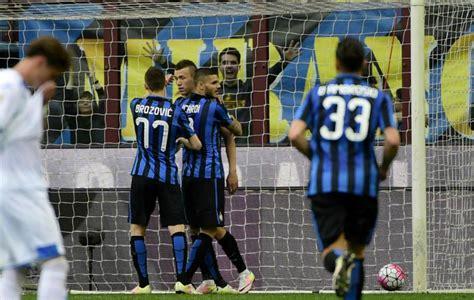 Serie A: El Inter certifica su clasificación directa para ...